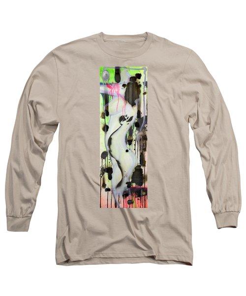 No Winners In Love Long Sleeve T-Shirt by Sheridan Furrer