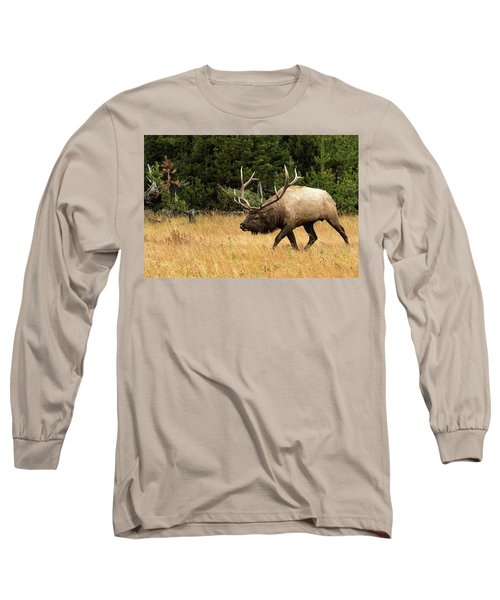 No You Don't Long Sleeve T-Shirt