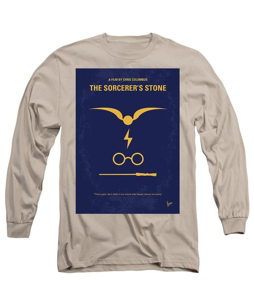 No101 My Harry Potter Minimal Movie Poster Long Sleeve T-Shirt