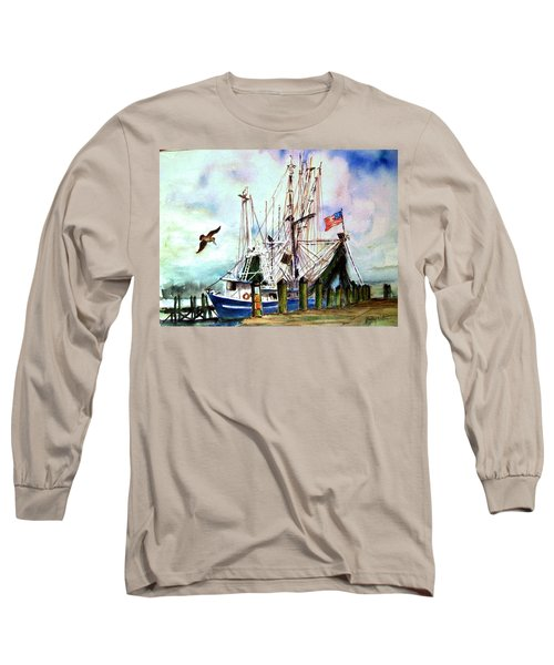 Nocho Boat Long Sleeve T-Shirt