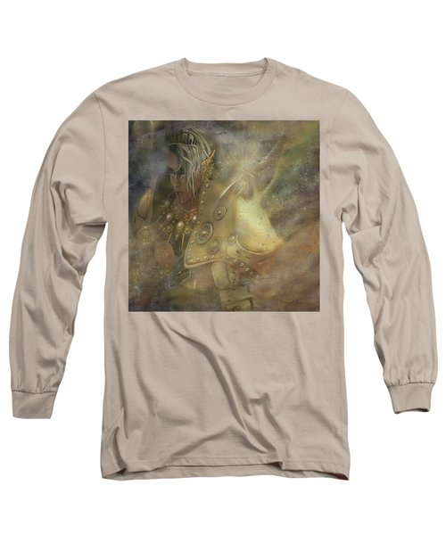 Norse Warrior Long Sleeve T-Shirt