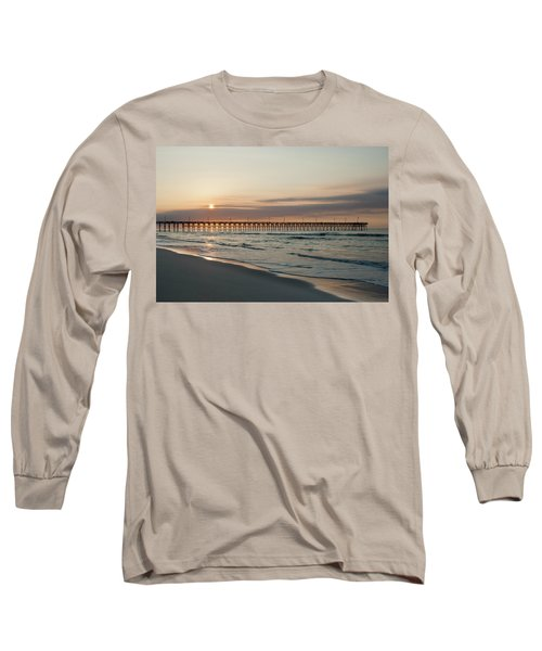 North Carolina Sunrise Long Sleeve T-Shirt