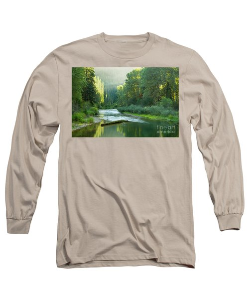 North Fork Atmosphere Long Sleeve T-Shirt