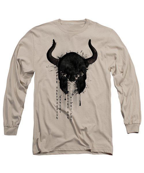 Northmen Long Sleeve T-Shirt by Nicklas Gustafsson