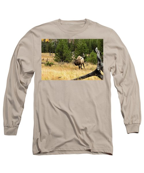 Not After Me Long Sleeve T-Shirt