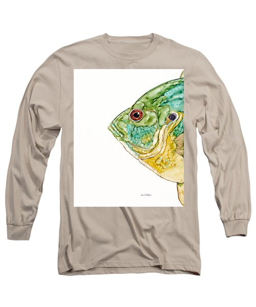 Not In Your Pan Long Sleeve T-Shirt