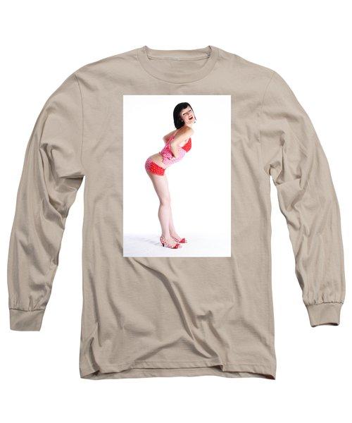 Not My Fanny Long Sleeve T-Shirt