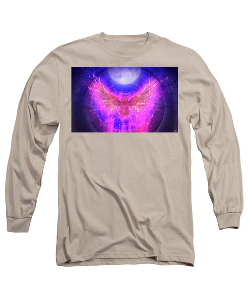 Not What They Seem Long Sleeve T-Shirt by Kenneth Armand Johnson