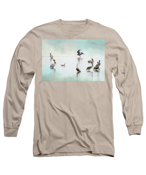 Nothing But Blue Skies Long Sleeve T-Shirt