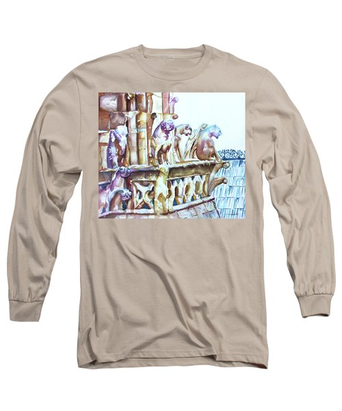 Notre-dame Sentinels Long Sleeve T-Shirt
