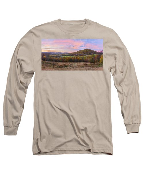 November Glowing Sky Long Sleeve T-Shirt