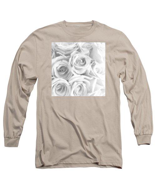 November Roses Long Sleeve T-Shirt