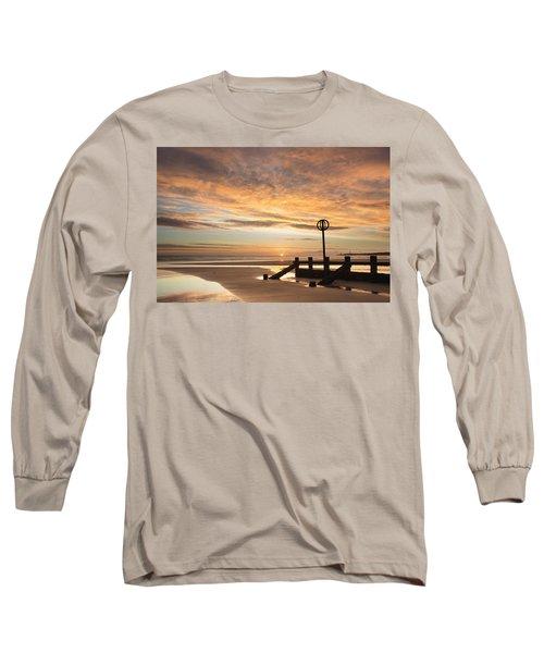 November Sunrise Long Sleeve T-Shirt