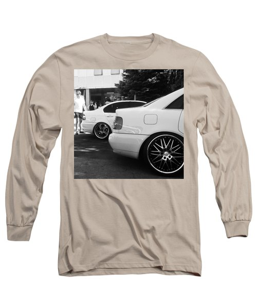 #novisad #srbija #dragracing Long Sleeve T-Shirt