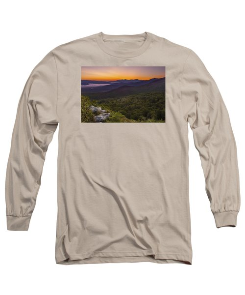 Nubble Sunrise Long Sleeve T-Shirt