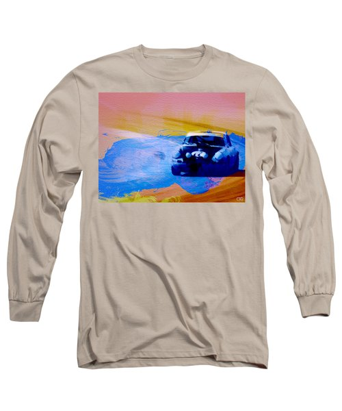 Number 49 Porshce Long Sleeve T-Shirt