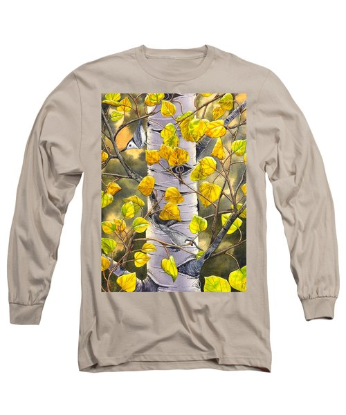 Nuthatches Long Sleeve T-Shirt
