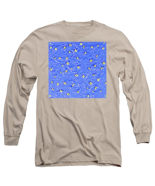 Nuts And Bolts Long Sleeve T-Shirt by Thomas Blood