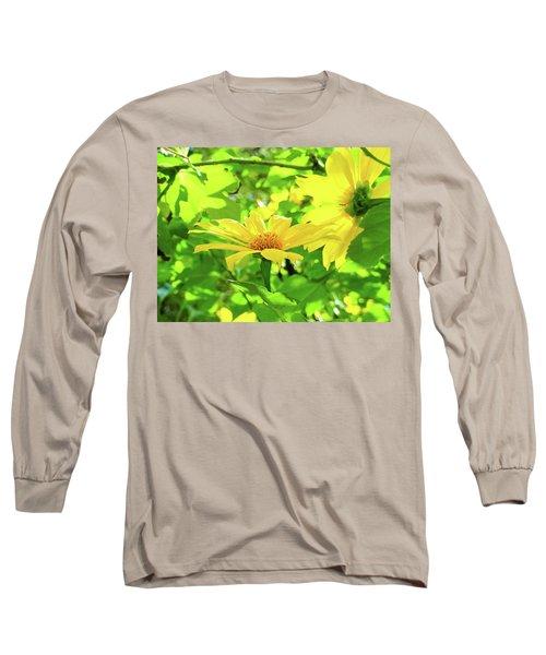 Oahu Sunshine Long Sleeve T-Shirt