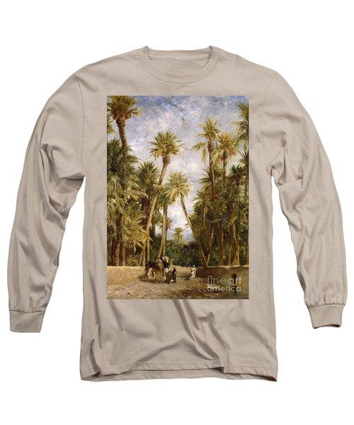 Oasis At Lagrount  Long Sleeve T-Shirt