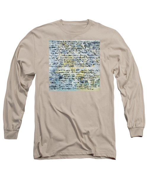 Obsessions Long Sleeve T-Shirt