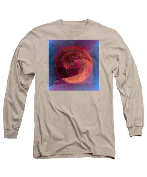 Ocean And Earth Long Sleeve T-Shirt