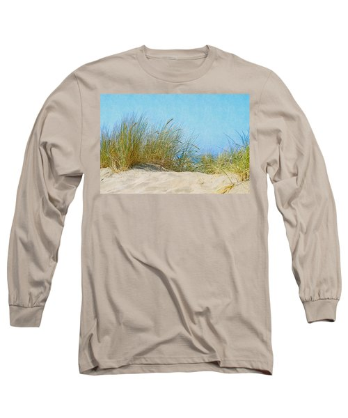 Ocean Beach Dunes Long Sleeve T-Shirt