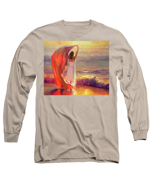 Ocean Breeze Long Sleeve T-Shirt