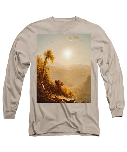 October In The Catskills Long Sleeve T-Shirt