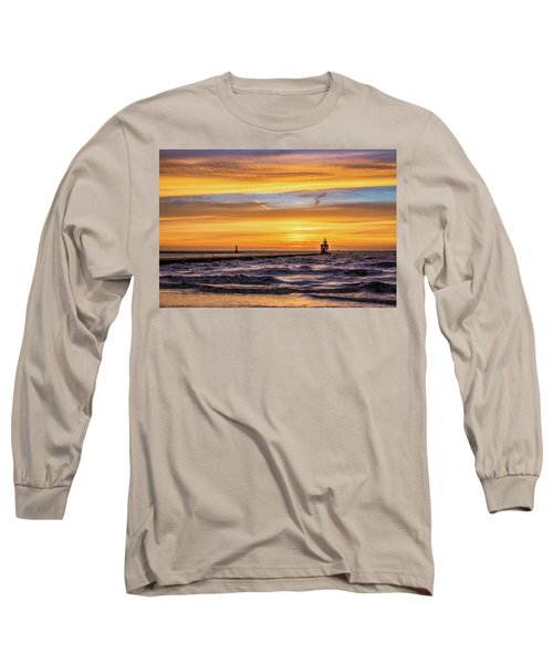 Long Sleeve T-Shirt featuring the photograph October Surprise by Bill Pevlor