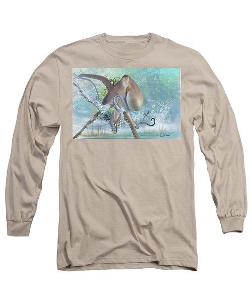 Octupus - 2 Long Sleeve T-Shirt