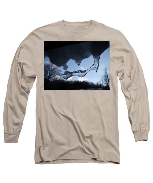 Odd Icicle Long Sleeve T-Shirt