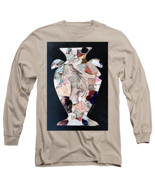 Ode To A Broken Urn Long Sleeve T-Shirt