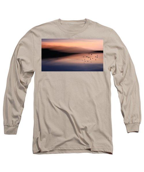 O'er Mountains Long Sleeve T-Shirt