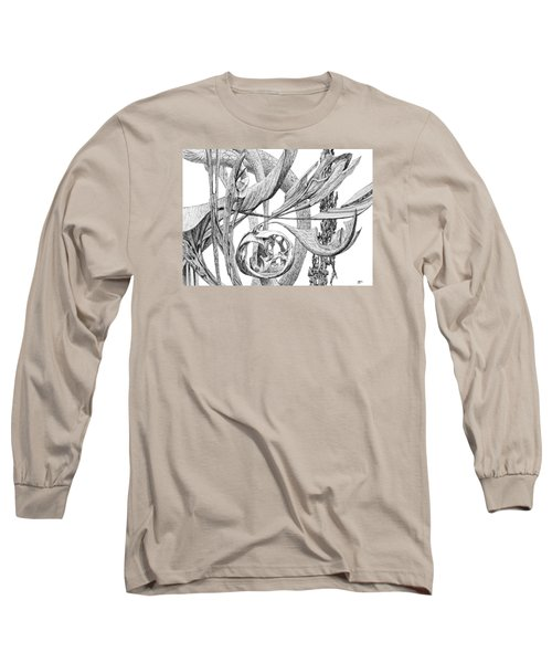 Of Another Plane Long Sleeve T-Shirt by Charles Cater