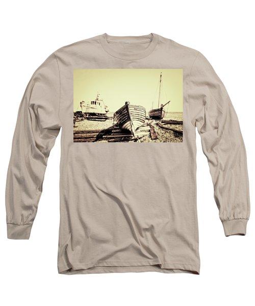 Of Different Eras Long Sleeve T-Shirt