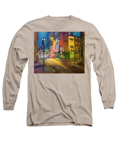 Off Shudehill Manchester Long Sleeve T-Shirt