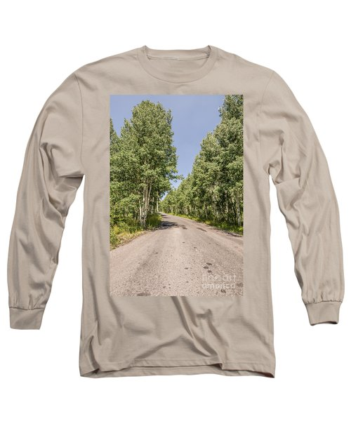 Long Sleeve T-Shirt featuring the photograph Off The Beaten Path by Sue Smith