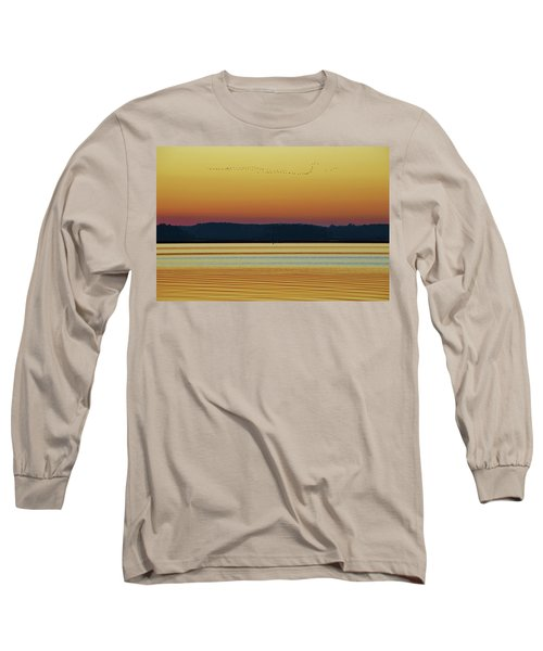 Off To Florida Long Sleeve T-Shirt