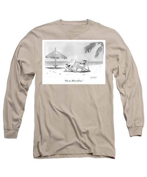 Oh No Long Sleeve T-Shirt