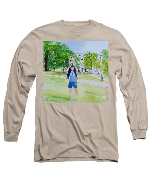 Ohio State Memories Long Sleeve T-Shirt