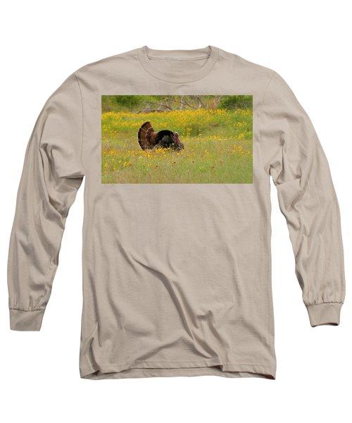 Oklahoma Wildlife Long Sleeve T-Shirt