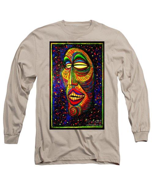 Ol' Funny Face Long Sleeve T-Shirt