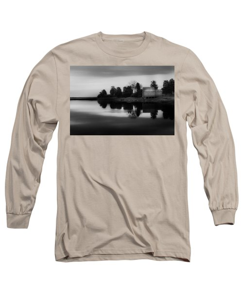 Long Sleeve T-Shirt featuring the photograph Old Cape Cod by Bill Wakeley