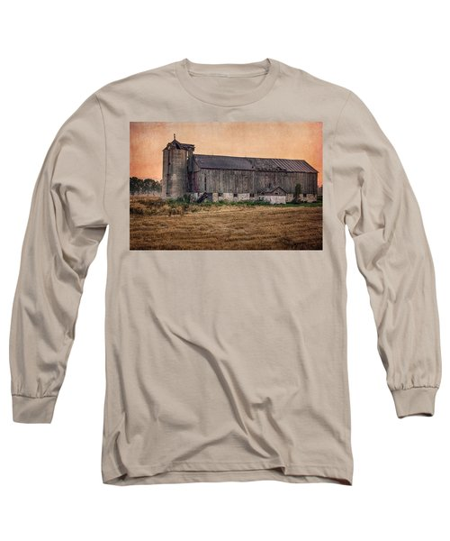 Old Country Barn Long Sleeve T-Shirt