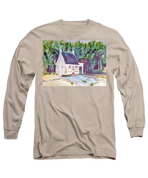 Former Old Country Gas Station Long Sleeve T-Shirt