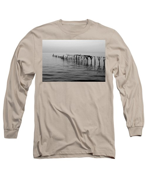 Old Dock  Long Sleeve T-Shirt