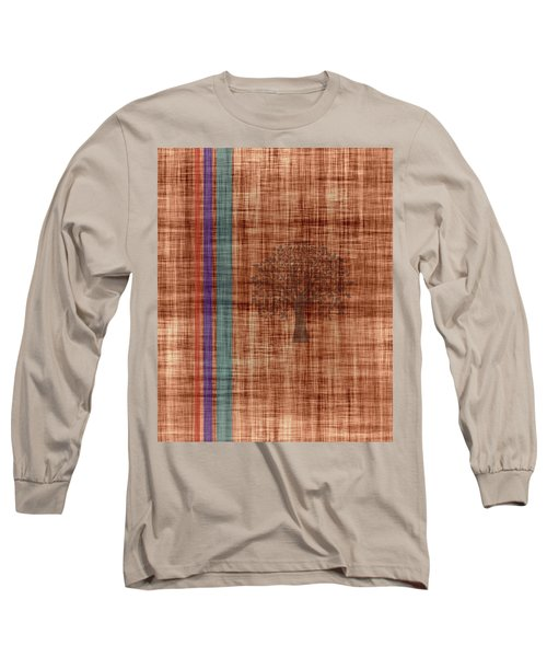 Old Fabric Long Sleeve T-Shirt