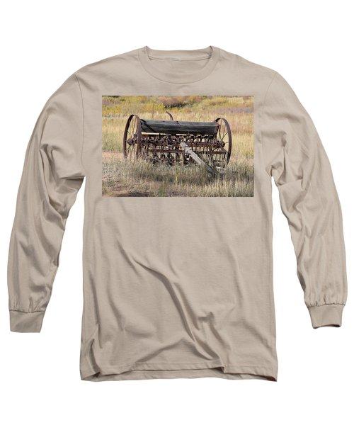 Farm Implament Westcliffe Co Long Sleeve T-Shirt