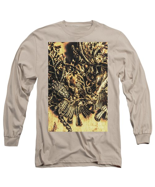 Old-fashioned Deer Jewellery Long Sleeve T-Shirt